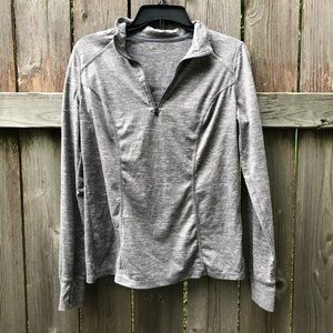 5/$15 Xersion Long Sleeve Pullover Jacket